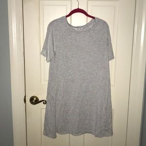 BB Dakota t-shirt dress